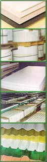 corrugated fiberglass panels