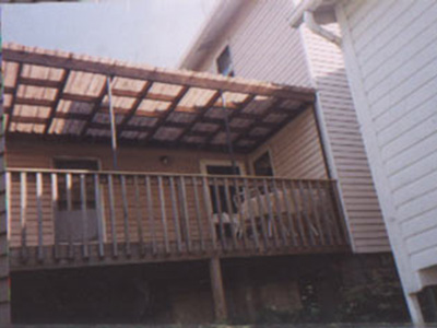 Charmant Patio Cover