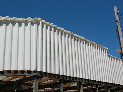 Fiberglass Wall Panels Exterior Application Dipcraft