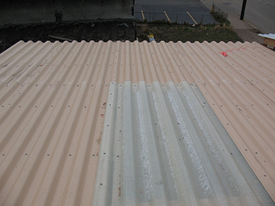 Translucent And Opaque Roof Panels