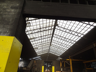 Fiberglass Skylight Panels And Translucent Roof Panels